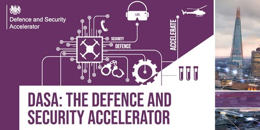 Defence and Security Accelerator (DASA)