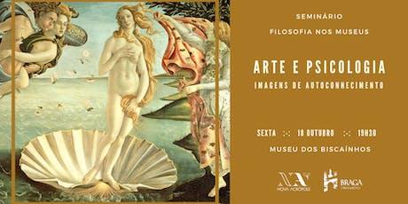 Arte e Psicologia - imagens para o autoconhecimento (2ª edição) bilhetes