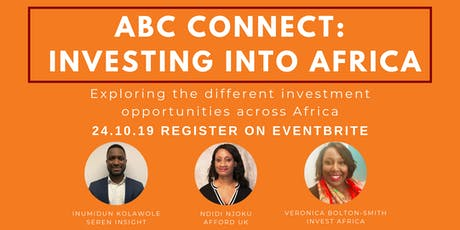 ABC Connect: Investing into Africa tickets