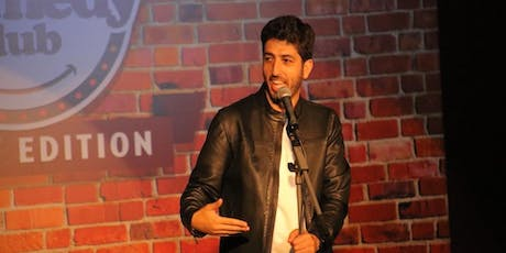 Magic Mic Comedy feat. Anthony Salame tickets