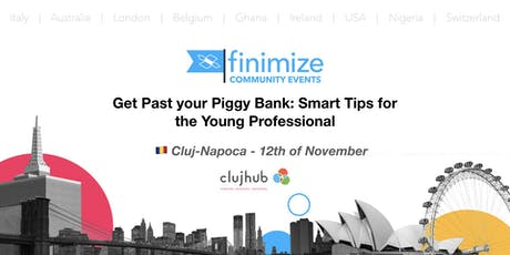 Get Past your Piggy Bank: Smart Tips for the Young Professional tickets
