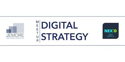 Digital Strategy Meetup