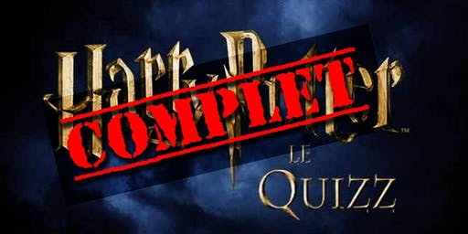 Quiz géant Harry POTTER