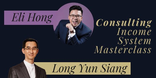 FREE || Consulting Income System Masterclass | iSpace, Plaza Vads (LEVEL 9)