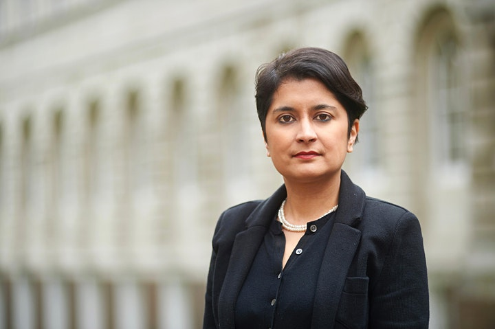 Decolonising the Curriculum Key Note with Shami Chakrabarti (cancelled) image