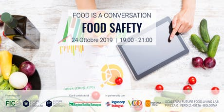 Food Is A Conversation: Food Safety tickets