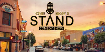 Quevaughn Bryant's One Man's Stand Comedy Show!
