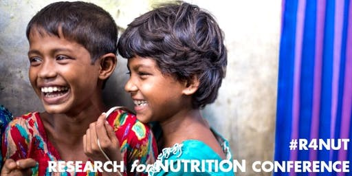 R4NUT - 2019 Research for Nutrition Conference