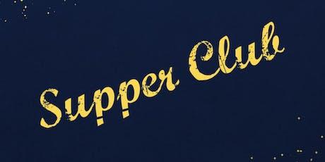 Molten Toffee's Supper Club tickets