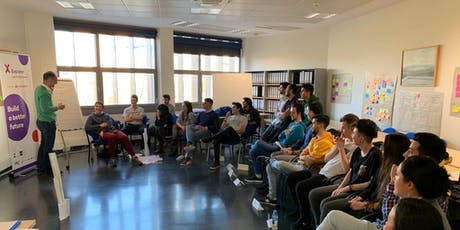 Presentación Programas Emprendimiento Joven: Explorer y StartupSchool entradas