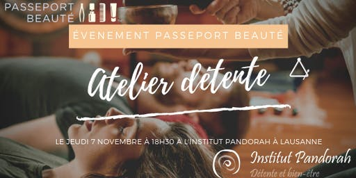 Evenement Passeport Beauté