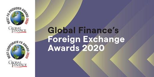 Global Finance Foreign Exchange Awards Dinner