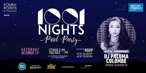 1001 Nights Pool Party