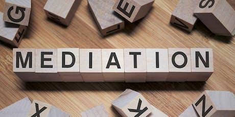 Infoabend: Ausbildung Mediation Köln Tickets