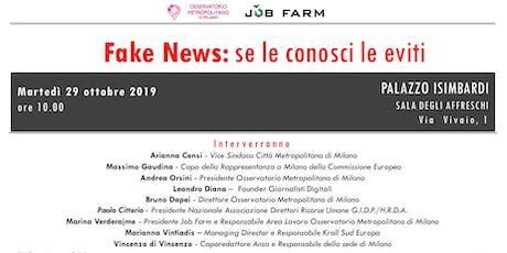 Fake News biglietti