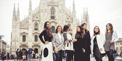 Ensaio Fotografico EXCLUSIVO em Milão
