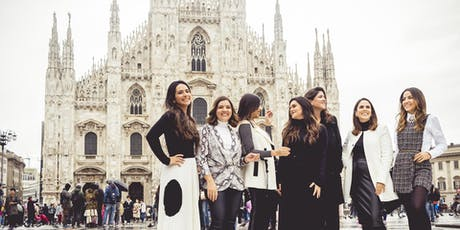 Ensaio Fotografico EXCLUSIVO em Milão biglietti