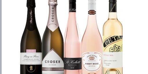 Rosé wine tasting | Friday night tasting at 161 Cellars