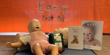 Free taster sessions, Baby & Child First Aid, JOHN LEWIS ASHFORD tickets