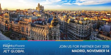 Jet Partner Day 2019 - Madrid, November 14 entradas