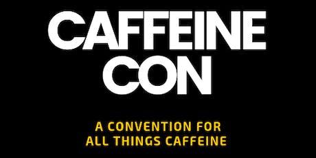 Caffeine Con 2020 tickets