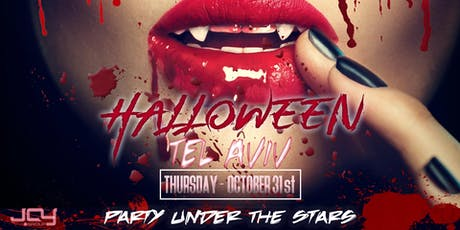 Halloween Tel Aviv - Party Under the Stars tickets