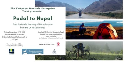 Pedal to Nepal