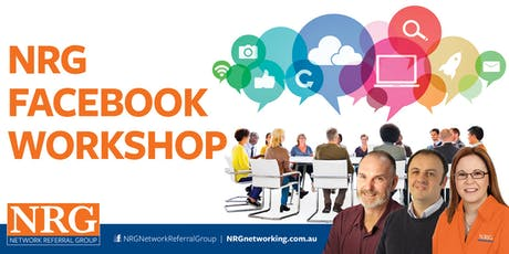 NRG Networking Workshop - South tickets