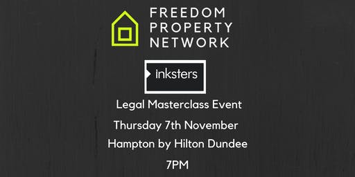 Freedom Property Network - Legal Masterclass