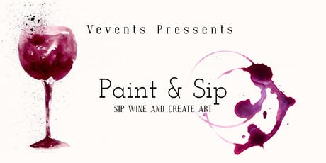 Paint & Sip Night tickets