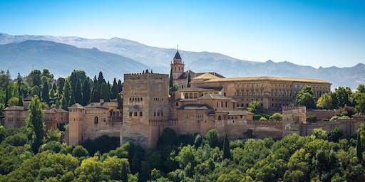 Inspiratiedag 4 januari - Andalusië