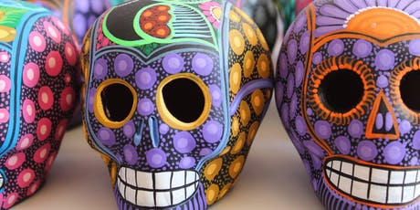 Clay of the dead pottery workshop - Make or Paint tickets