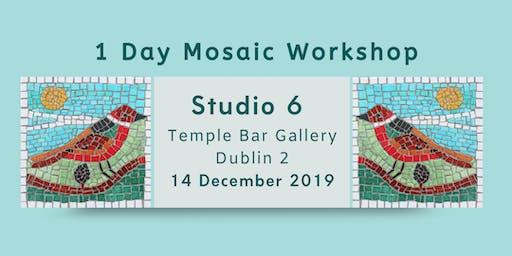 Mosaic Day Workshop Dublin