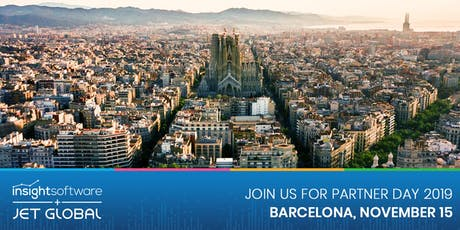 Jet Partner Day 2019 - Barcelona, November 15 tickets