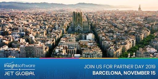 Jet Partner Day 2019 - Barcelona, November 15