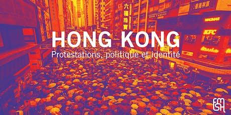 Hong Kong : protestations, politique et identité billets