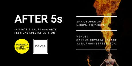 Initiate After 5s - TAF Special tickets
