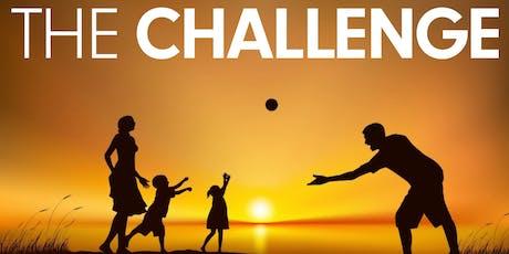 VI NAPOLI - THE CHALLENGE 17/10/2019 biglietti