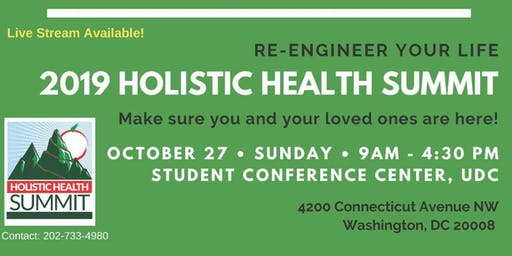 Hollistic Health Summit 2019