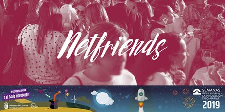Netfriends entradas