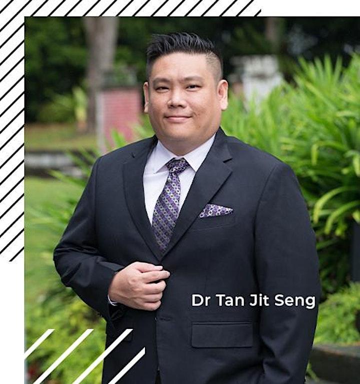 Caring for Dependent Older Persons - Dr Tan Jit Seng (ELDEX Asia 2019) image