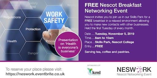 Neswork (Breakfast Network Event)