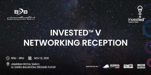 Invested V Networking Reception