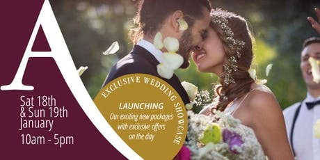 Exclusive Wedding Showcase tickets