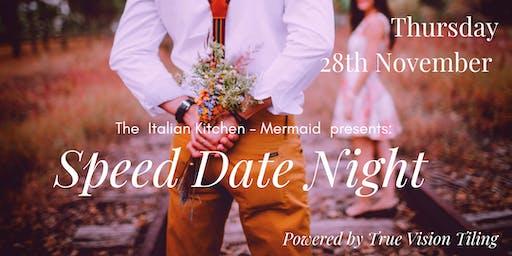 Speed Date Night