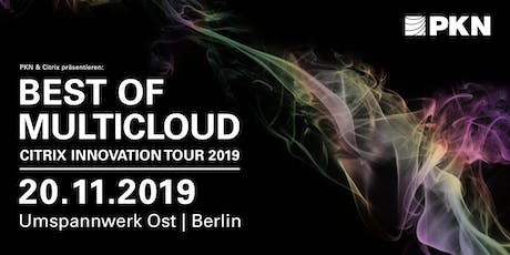 Citrix Innovation Tour 2019 in Berlin Tickets