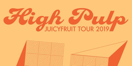 High Pulp! with Special Guests Hot Cabi!  Live @ Rhythm & Rye!