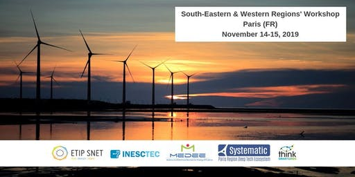 ETIP SNET South-Eastern & Western Regions' Workshop