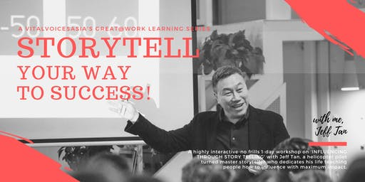 Storytell Your Way to Success!