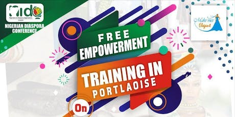 Free Empowerment Training for Nigerians in County Laois tickets
